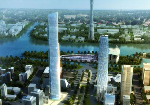 Guangzhou East Tower