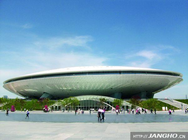 上海世博文化中心