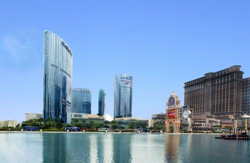 The City of Dreams (Macao)