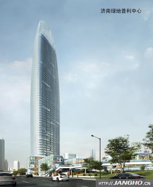 """再中两项""""城市第一高楼"""" 高端幕墙缔造者形象充分彰显"""