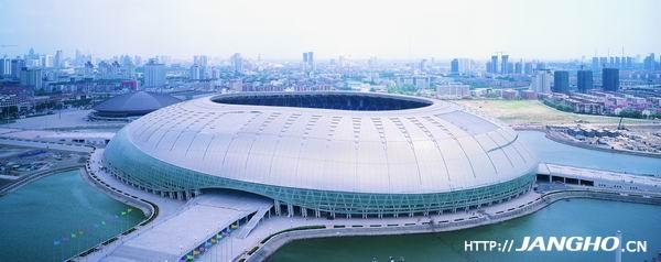 天津奥林匹克体育中心体育场