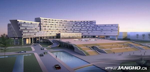 天津天狮国际健康产业园国际生命研究中心