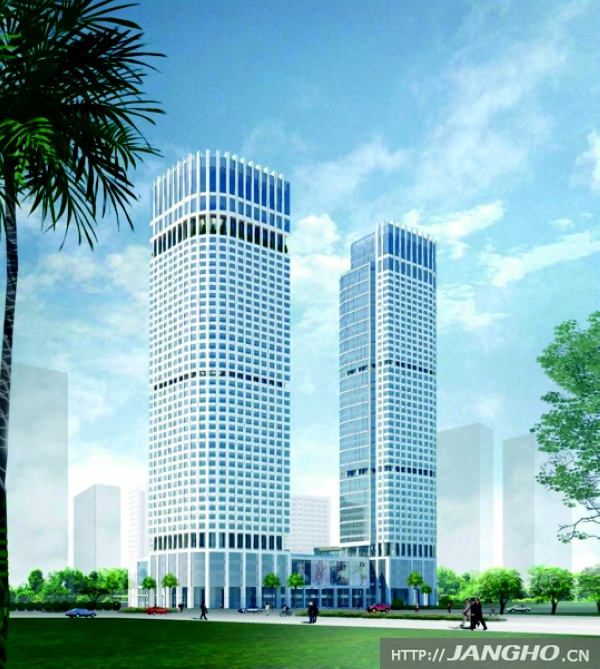 广州高德置地珠江新城F2-4项目