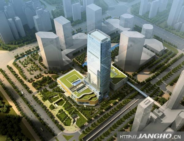 广州绿地金融中心