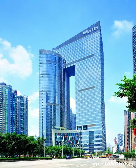 广州威斯汀国际酒店