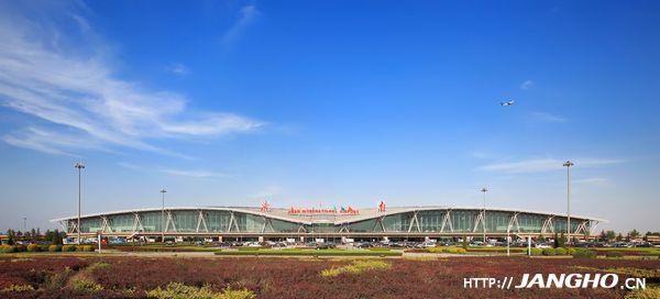 济南遥墙国际机场航站楼