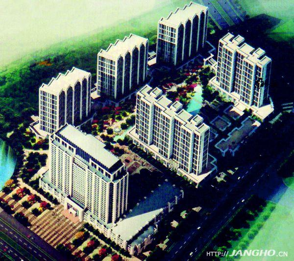 宁波高新区DM-8-D地块幕墙工程