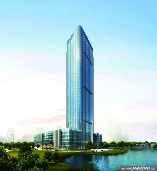 浙江影视后期制作综合大楼