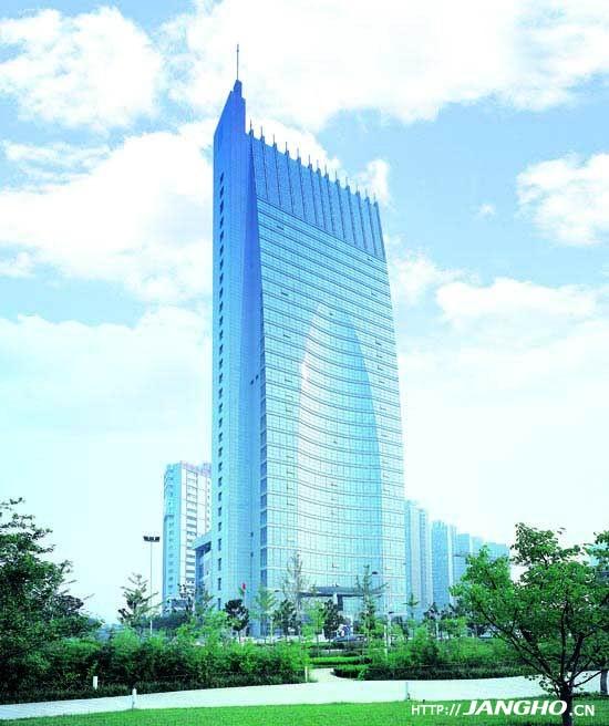 郑州郑东大厦