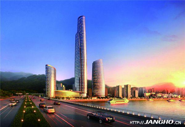 重庆嘉陵帆影国际经贸中心一期