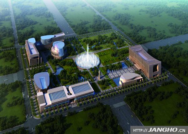 太原经济技术开发区高新技术企业孵化基地项目