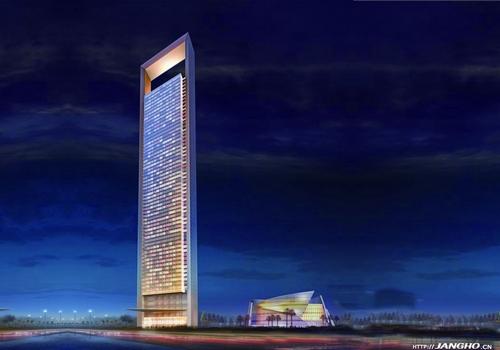 阿布扎比国家石油公司新总部大楼
