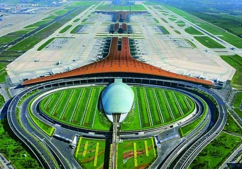 北京首都国际机场T3航站楼