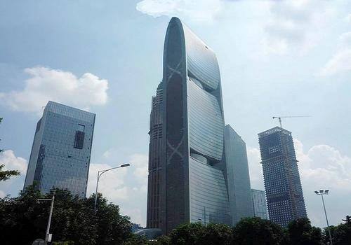 广州珠江城