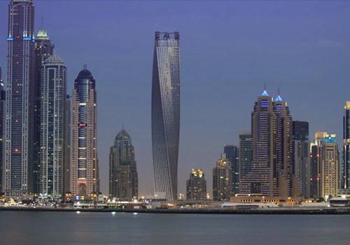 迪拜无限塔