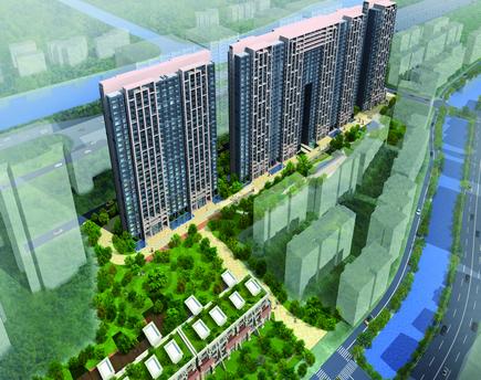 杭政储出(2008)28号地块幕墙工程