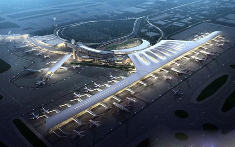 南京禄口国际机场T2航站楼