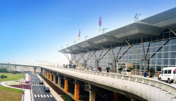 无锡机场航站楼