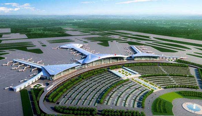 天津滨海国际机场T2航站楼