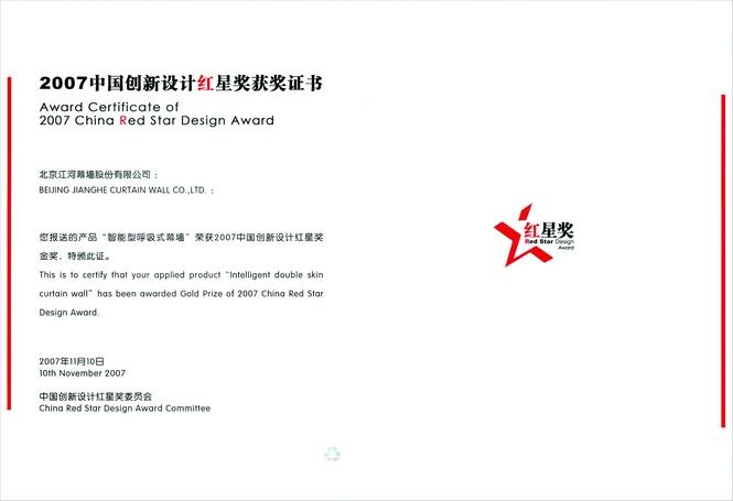 中国创新设计红星奖(2项)