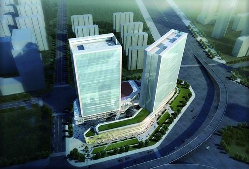 河南文化产业大厦
