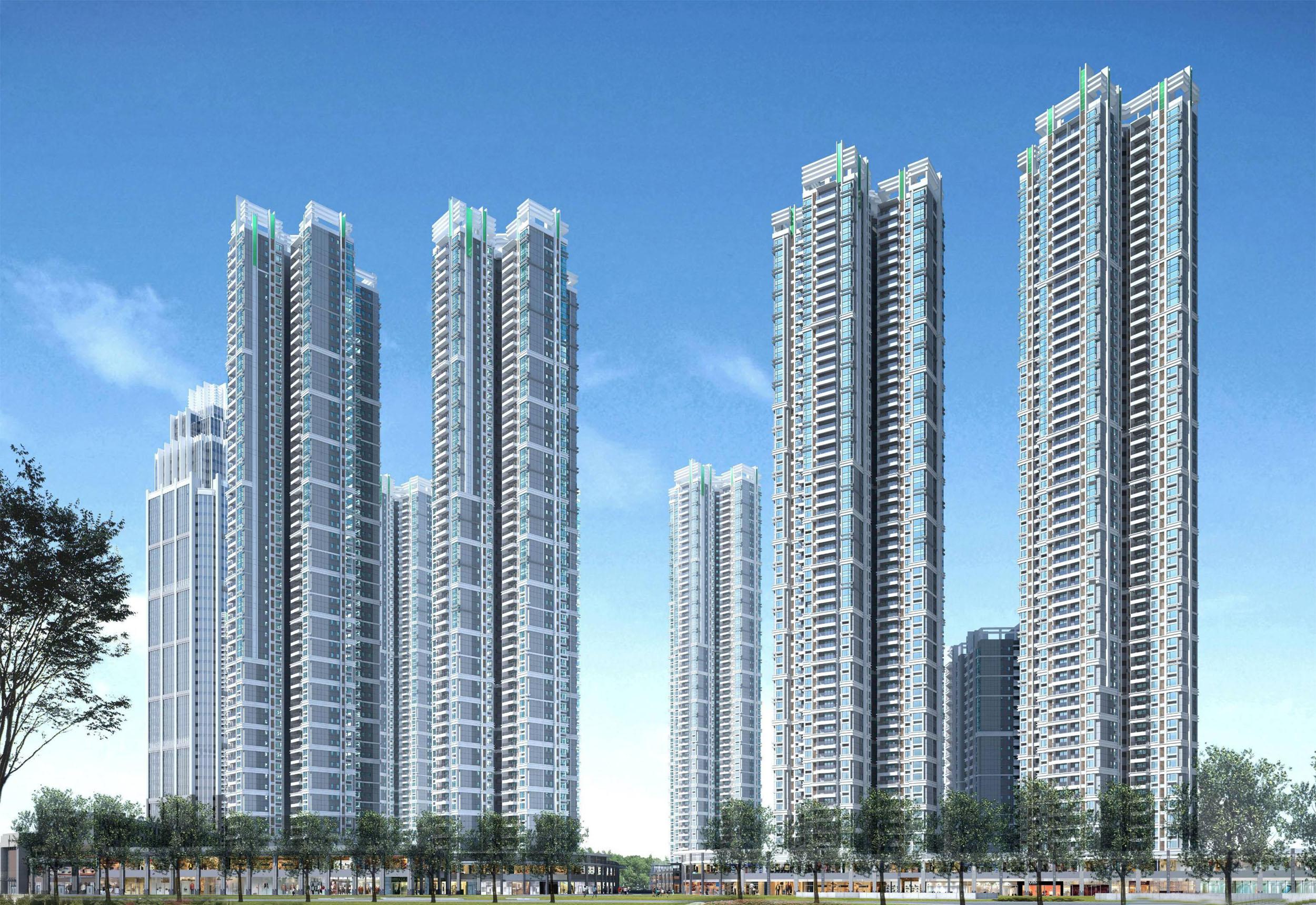 武汉市花楼街商业及住宅工程