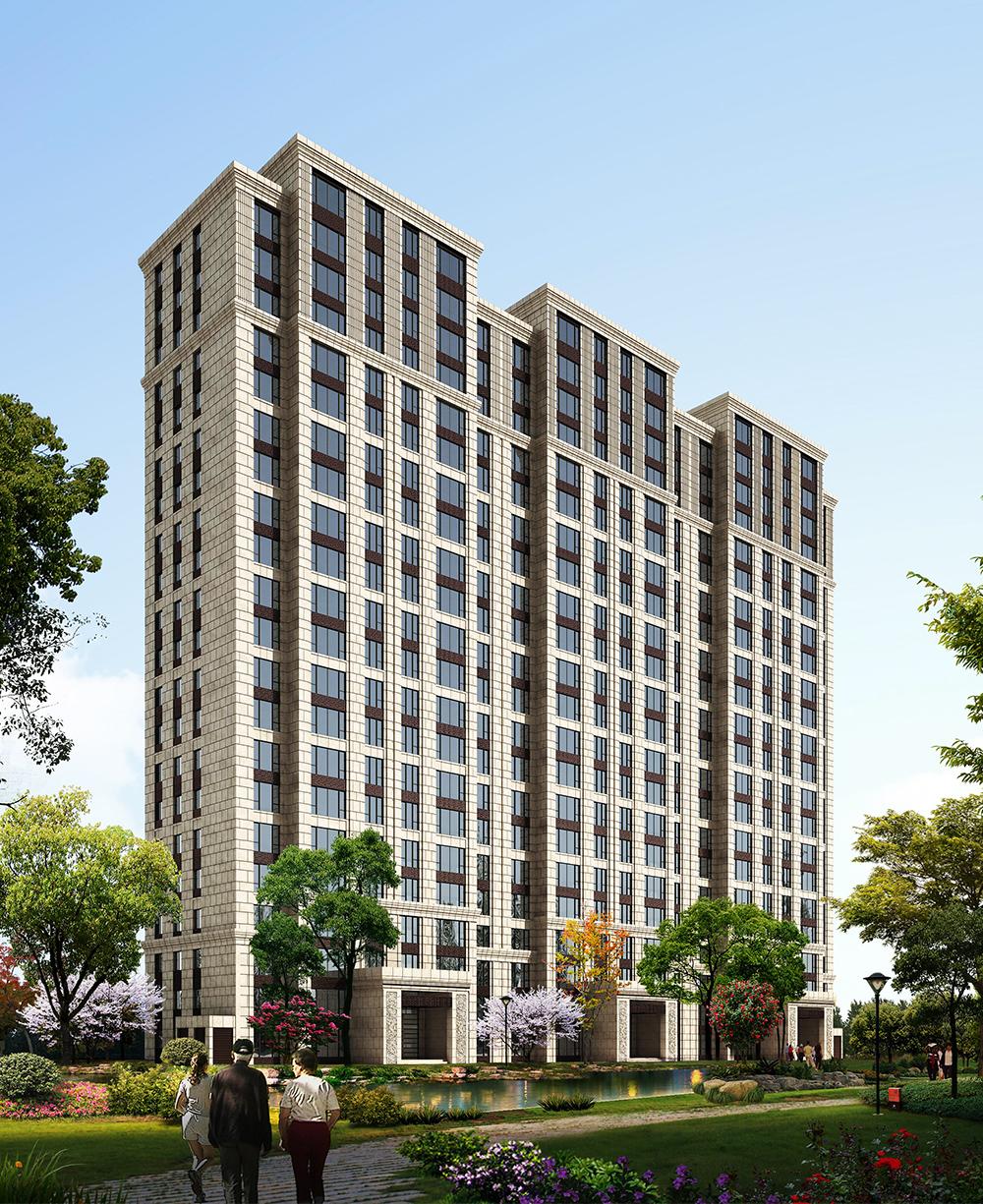 礼制私家园林豪宅  精工品质至尊巨献 ——北京承达中标北京紫辰院项目
