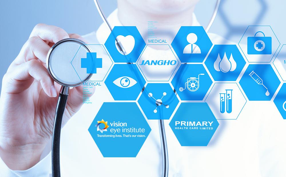 医疗健康加速发展 战略转型前景可期