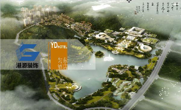 港源装饰中标贵州亿级重磅项目